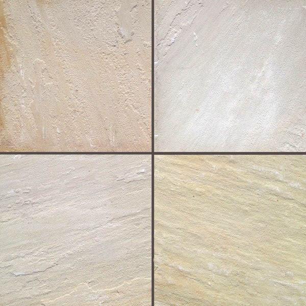 Himalayan sandstone tiles