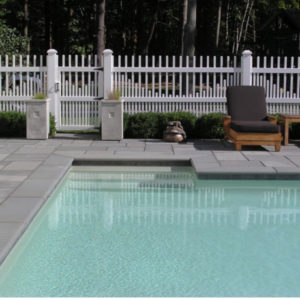 Pool coping Bluestone and Pool Pavers