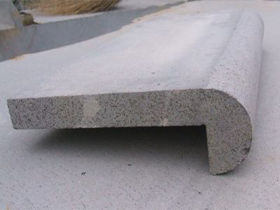 Bluestone Pool Coping