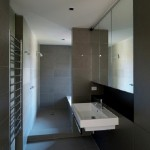 honed harkaway Bluestone bathroom Tiles