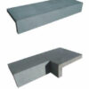 harkaway bluestone sawn and lightly honed rebated pool coping tiles Internal or External pool coping tiles