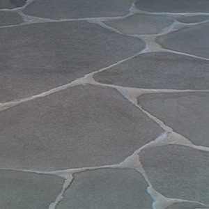 Bluestone natural crazy paving