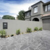 Crazy Paving Outdoor Paving