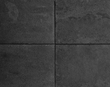 Black pavers cheap tiles outdoor paving