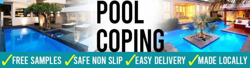 Pool coping cheap tiles bluestone paving