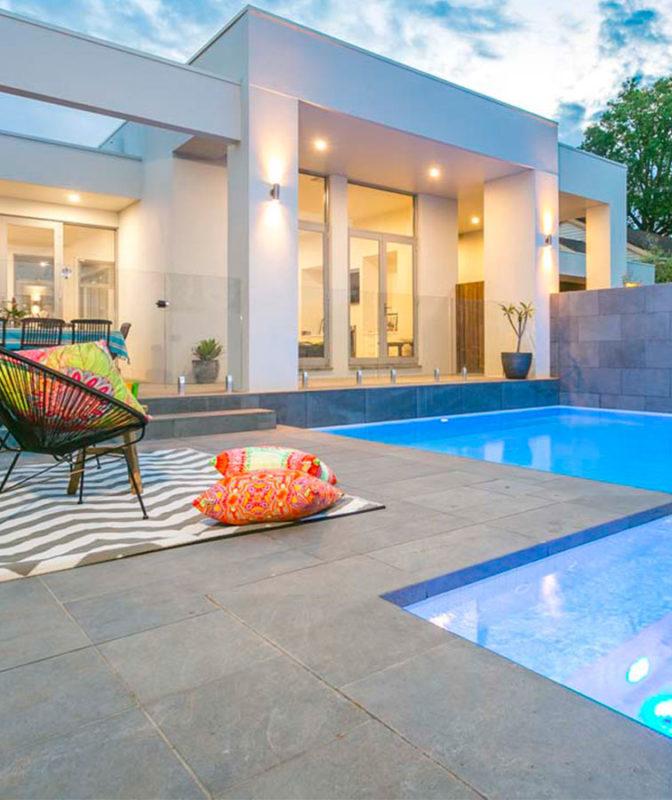 Pool tiles bluestone pool coping brisbane