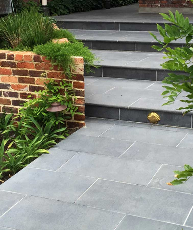 Bullnose Pool Coping Step Treads