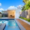 Blue stone pool coping brisbane