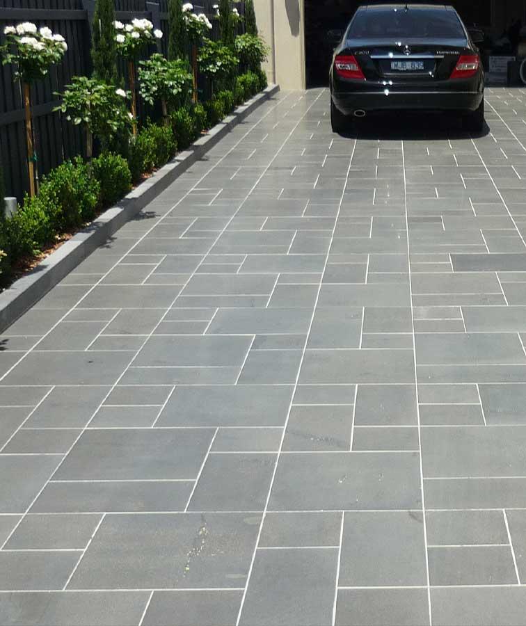 Melbourne pavers bluestone tiles